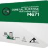 ปูนเทไม่หดตัวสำหรับงานทั่วไป General Purpose Non-Shrink Grout M671